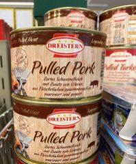 Dreistern Pulled Pork Dose