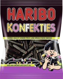 Haribo Koonfekties Lakritz