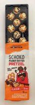 Little Peanut Monster Schoko Peanut Butter Prentzel geöffnet