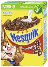 Nestlé Nesquik Buchstaben Cerealien