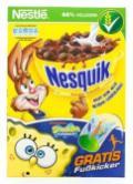 Nestlé Nesquik Ceralien Spongebob Schwammkopf