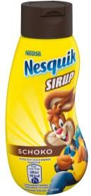 Nestlé Nesquik Sirup Schoko Kunststoffflasche