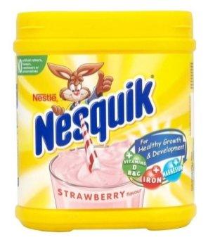 Nestlé Nesquik Strawberry