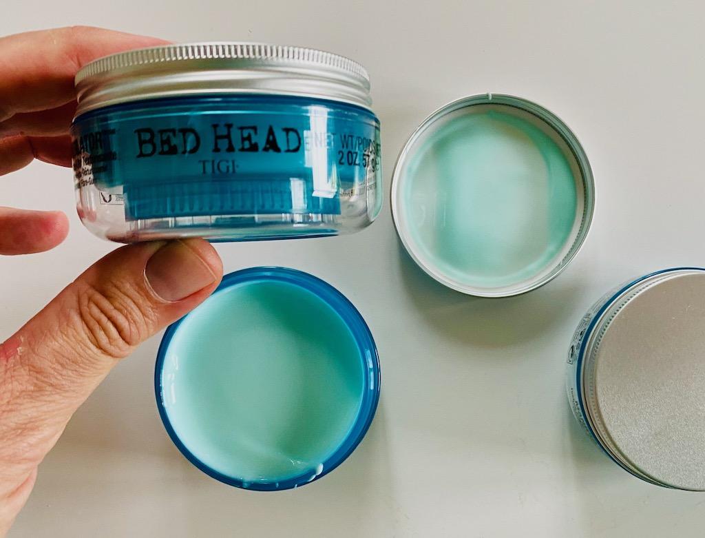 Tigi Bed Head Haarwachs mit Bubble Gum-ARoma