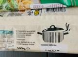 EDEKA Bio-Spaghetti 500G Barcode als Kochtopf