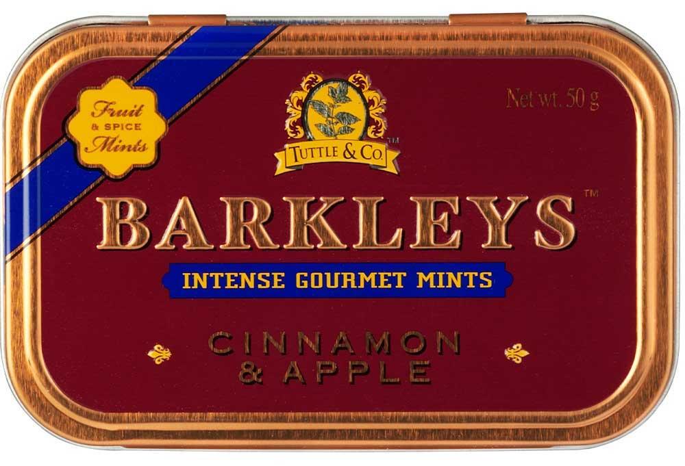 Barkleys Cinnamon Apple 50g