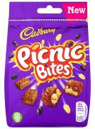 Cadbury Picnic Bites Erdnuss-Rosine