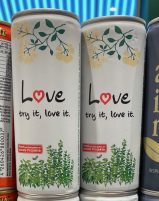 Getränk Love-try it-love it Dose