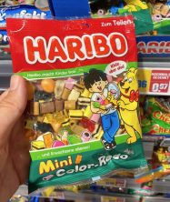 Haribo Mini-Color-Rado