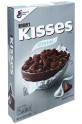 Hershey Kisses Cereal 309g