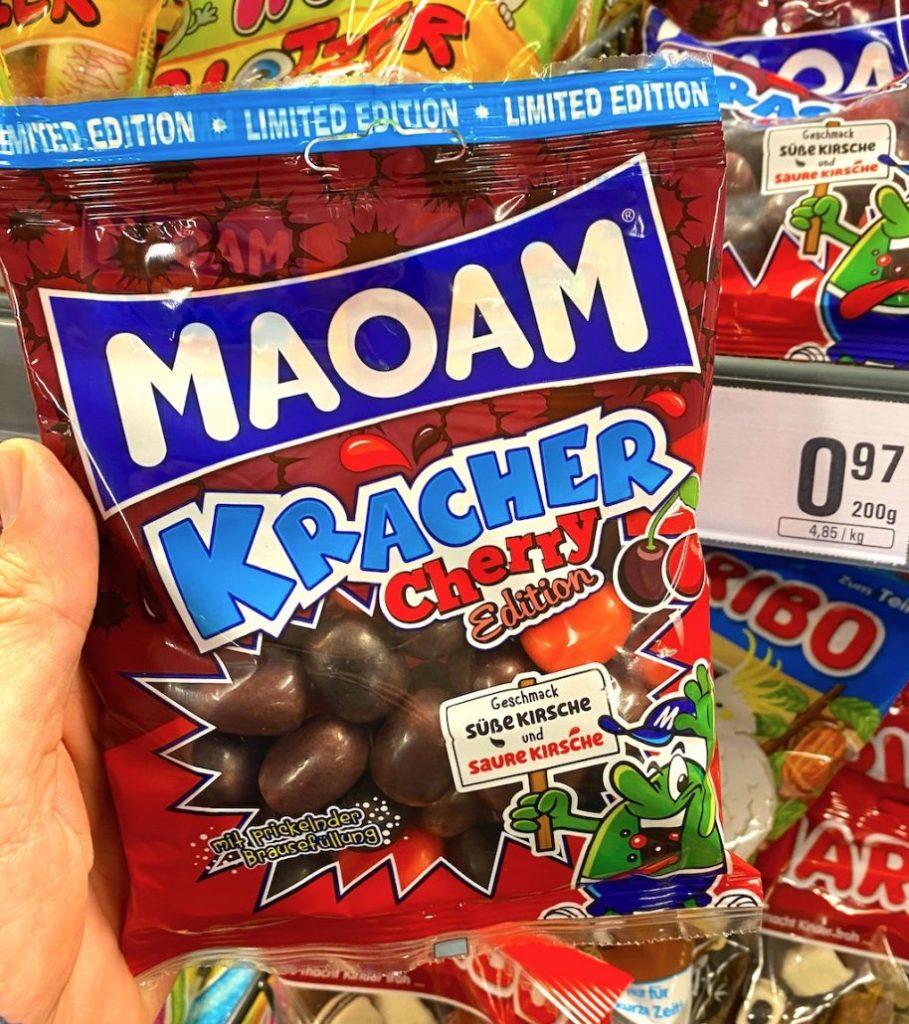 Maoam Kracher Cherry Edition 200G