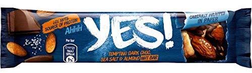 Nestlé YES! Riegel Mandel
