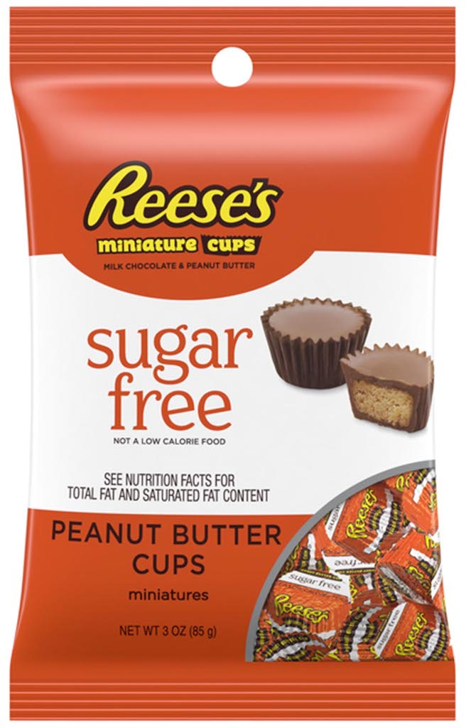 Reese's Sugar Free Peanut Butter Cups 85G