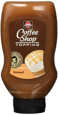 Schwartau CoffeeShop Topping Caramel Dessertsauce
