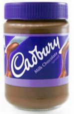 Cadbury Milk Chocolate Aufstrich