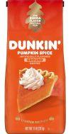 Dunkin Kaffeepulver Pumpkin Spice Geschmack 311G