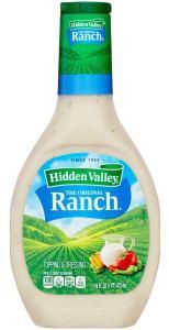 Hidden Valley The Original Ranch Salatdressing Flasche 473ml