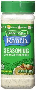 Clorox, Hidden Valley: The Original Ranch, Seasoning, Dressing Mix, 453g