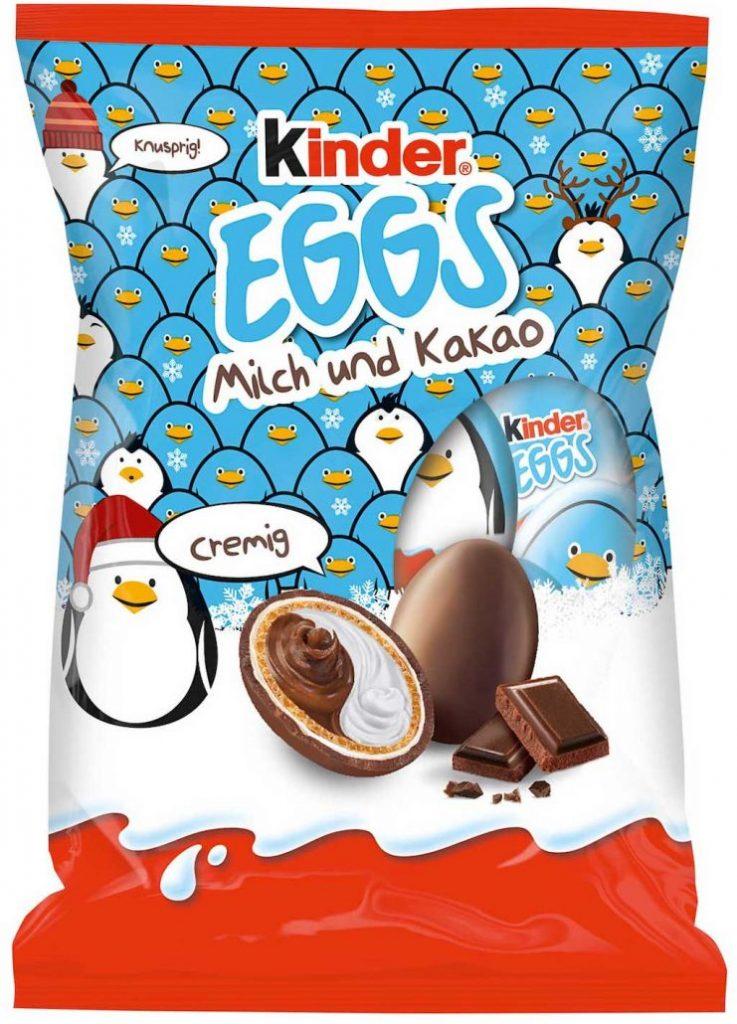 Kinder Eggs Milch+Kakao 80g