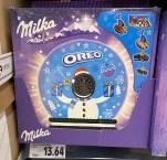 Mondelez Milka Oreo Adventskalender