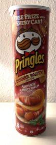 Pringles Dinner Party Sausage+Crispy Bacon 190G