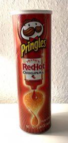 Pringles Frank's RedHot Original Sauce 169G