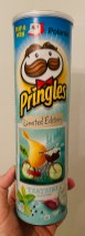 Pringles Limited Edition Tzatziki 200G