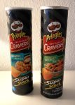 Pringles Restaurant Cravers Onion Blossom+Mexican Layered Dip Super Stack 181G