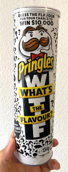 Pringles What's the Flavour Mystery 134G