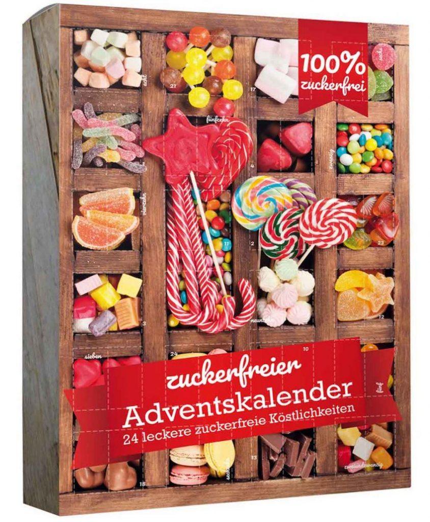 Zuckerfreier Adventskalender
