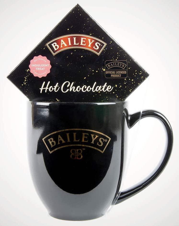 Baileys Hot Chocolate Becher