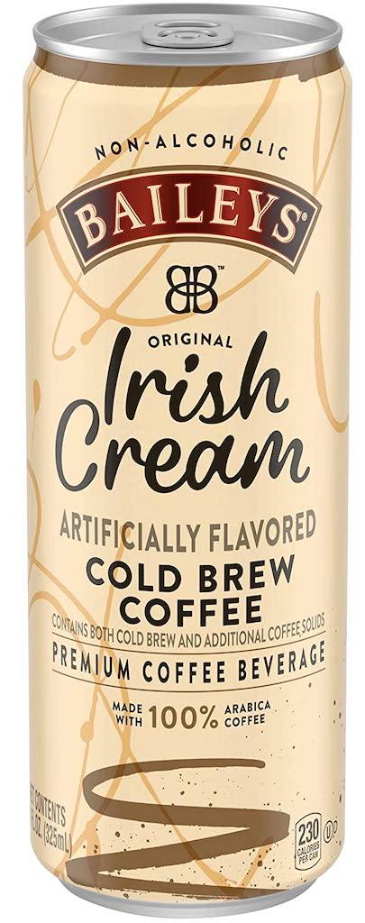 Baileys Irish Cream ColdBrew Coffee 325ML Getränkedose
