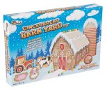 Bee Merry Since 1970 Gingerbread Barn Yard Kit