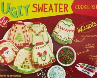 Cookie Kit Ugly Sweater 440G