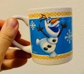 Disney Frozen Schneemann Kaffeebecher