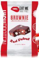 Eat Me Guilt Free Brownie Red Velvet 55G