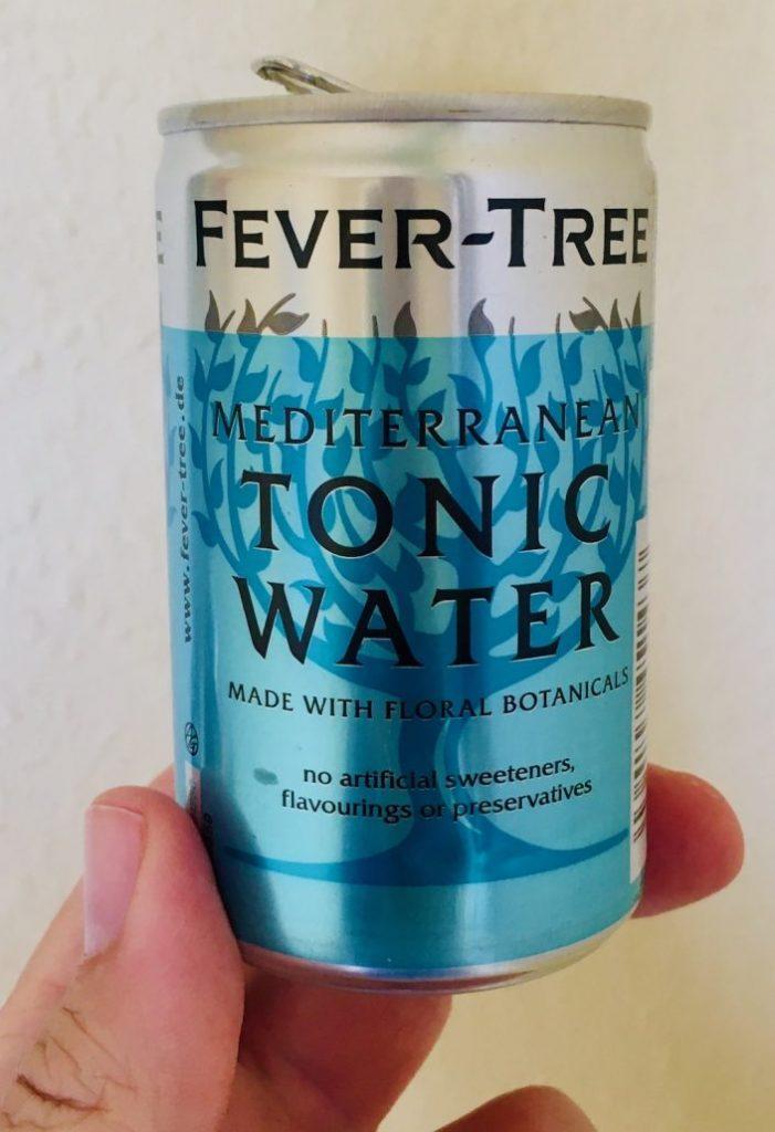 Fever-Tree Mediterranean Tonic Water Getränkedose