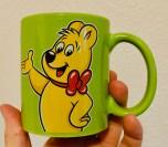Haribo Goldbär Kaffeebecher