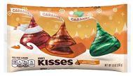 Hershey's Kisses Caramel 283G