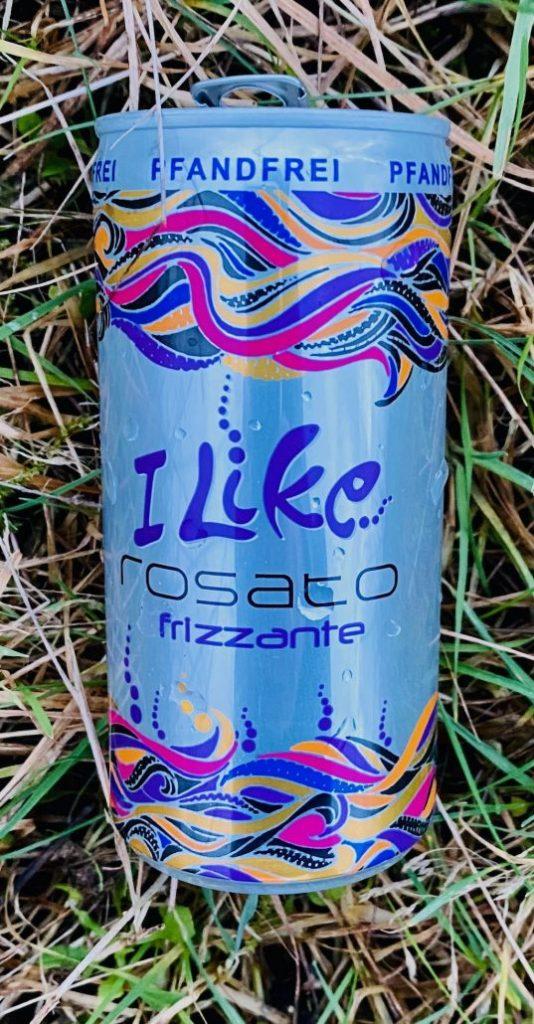 I Iike Rosato frizzante Getränkedose Prosecco