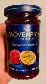 Mövenpick Marmelade Himbeer-Passionsfrucht