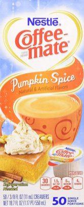 Nestlé Coffeemate Pumpkin Spice 550ML 50er