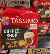 Tassimo Coffee Shop Hot Choco Salted Caramel Sweet+Salty
