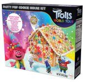 Trolls World Tour Gingerbread House Confetti 822G
