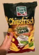 Intersnack funny-frisch Chipsfrisch Sour Cream+Wild Onion