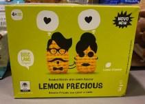 Biscland Original Lemon Precious Beaded Biscuit with Lemon Flavour Lemon Flavour 144G