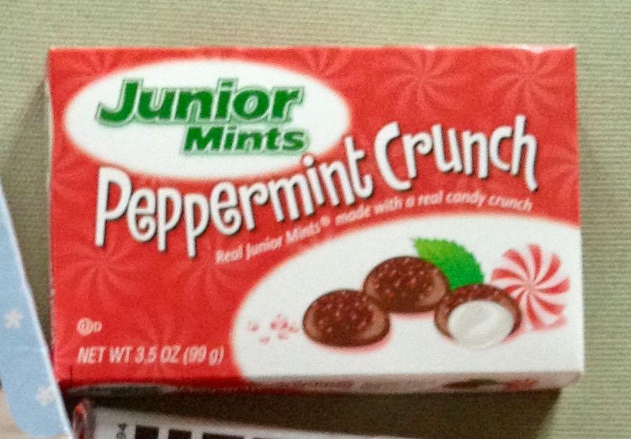 Junior Mints Peppermint Crunch 99G