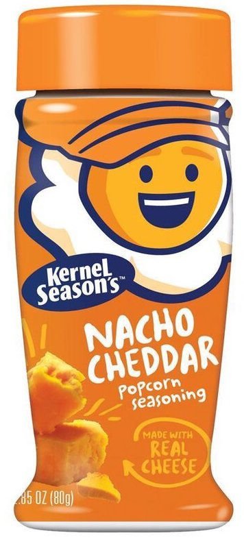 Kernel Seasons Nacho Cheddar Popcorn Seasoning 76g
