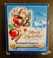 Merry Christmas Weihnachts-Bonbons mit Apfel-Zimt-Geschmack+Vitamin C