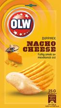 OLW Dippmix Nacho Cheese 25G
